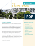 Fannie Mae and Workforce Rental Housing