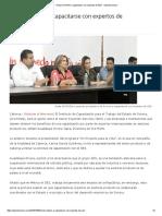 5/10/16 Invita ICATSON a Capacitarse Con Expertos de SES - Opinión Sonora