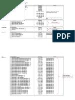 LIST OF DWG SAMPLE