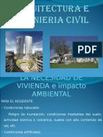 Imapcto Ambiental Por Obras de Ingenieria
