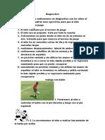 Diagnostico Futbol