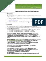 PL-DAT-20161019 - Formulacion Proyectos Productivos Segundo Dia