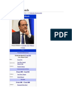 Biographie Hollande