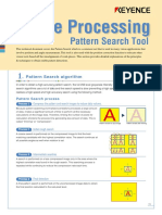 Image Processing [Pattern Search]