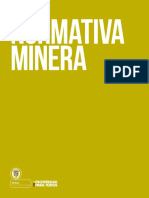 Cartilla Normativa Minera