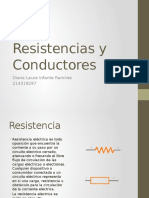 Resistencias y Conductores