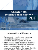 Chapter 20. International Finance