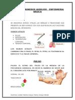 Curso de Enfermeria- Alumno