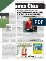 La Gazzetta dello Sport 20-10-2016 - Calcio La Nuova Cina - Pag.2
