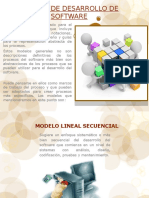 Modelo Desarrollo Software