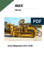 10189 Orion Operators Manual