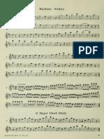 D Scale - Flute Metod