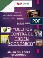 DIAPOSITIVAS DE LOS DELITOS CONTRA EL ORDEN ECONOMICO PENAL.pptx