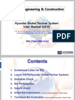 10. HGPS User Manual (Bid Submission)