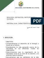 BIOLOGIA DIAPOSITIVAS