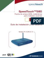 SpeedTouch 580