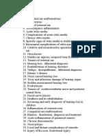27826313 Study Notes Obstetrics Gynecology