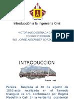 Introducción a La Ingeniería Civil Diapositivas