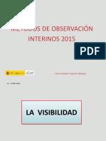 Tema 8 La Visibilidad