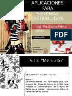 Aplicaciones Para Sistemas Distribuidos