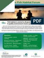 Fishers for Fish Habitat Forum Flyer_V7