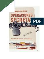 Rueda Fernando - Operaciones Secretas