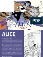 ALICE by Pasqual Ferry