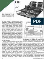 Automobile Engineer - BMC ADO15 - Part 3