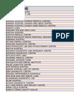 HSP Data
