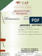 Jardines Historicos
