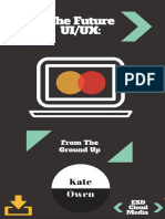 The Future UI UX From the Gro - Kate Owen