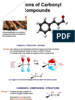 Lesson 9 Reactions of Carbonyl Compounds