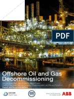 ABB Offshore Oil and Gas Decommissioning 2015