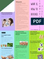 brochure disease