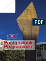 Graduate Studies Perspectus 2013