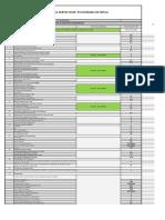 Tabela de Honorarios Eng. Minas - 2016 - FAEMI