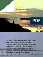 Konstruksi Jembatan PPT