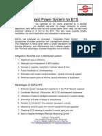 IPS Details 15KVA ODU Technical Specs Telenor Rev 1.4