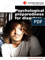 Red Cross Psychological Preparedness Booklet