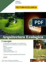 ARQ ECOLOGICA