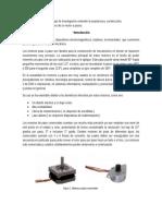 Motor a Pasos (Trabajo de Maquinas Eléctricas)
