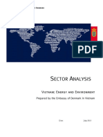 Vietnam Sector Analysis Energy and Environment July 2015