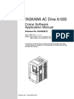 Brake Control A1000 Crane Software