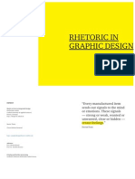 Rhetoric in Graphic Design