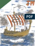 Dibujo Vikingos