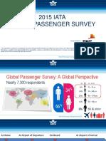 Highlights - 2015 Global Passenger Survey