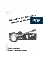 Guitarra Elétrica Moderna - Intermediário
