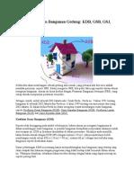 Seputar Peraturan Bangunan Gedung