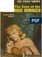 Case of the Dangerous Dowager