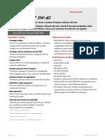 Gpcdoc Local Tds Spain Shell Helix Hx7 5w-40 (Sn Cf a3 b4) (Es) Tds